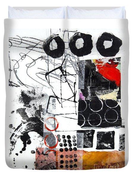 Diversity Duvet Cover by Elena Nosyreva