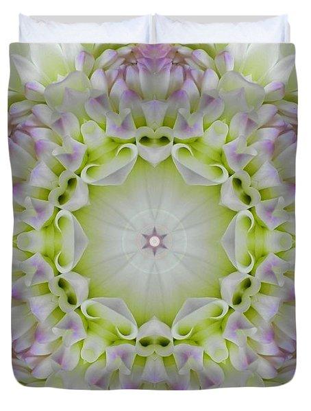 Divine Grace Mandala Duvet Cover