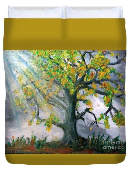 Divinity Inspired Duvet Cover