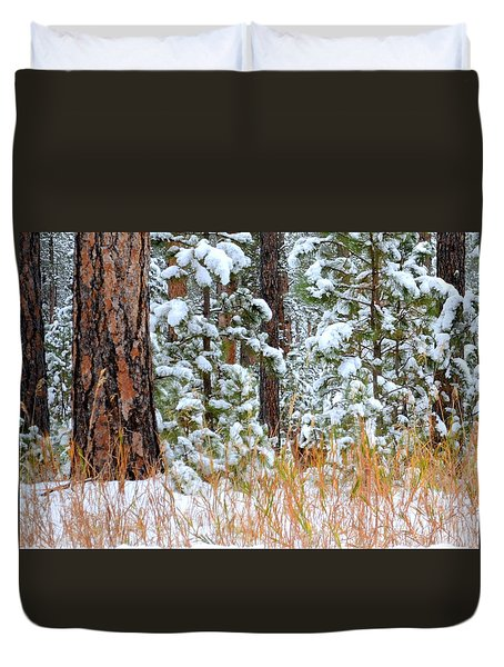 Do You See Me Duvet Cover by Clarice  Lakota