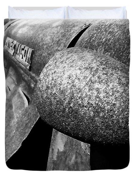 Dodge - Power Wagon 3 Duvet Cover