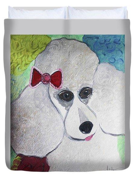 Dog Lover Duvet Cover