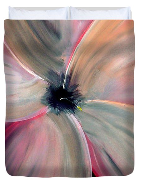 Dogwood Bloom Duvet Cover by Mark Moore