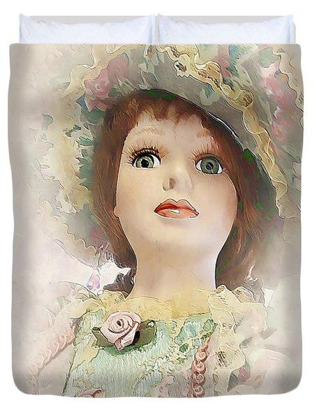 Doll 624-12-13 Marucii Duvet Cover by Marek Lutek