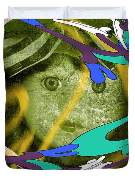 Dolls 14 Duvet Cover