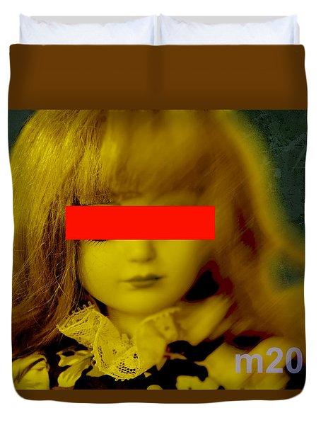 Dolls 22 Duvet Cover