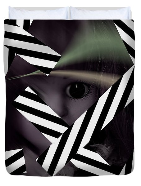 Dolls 29 Duvet Cover
