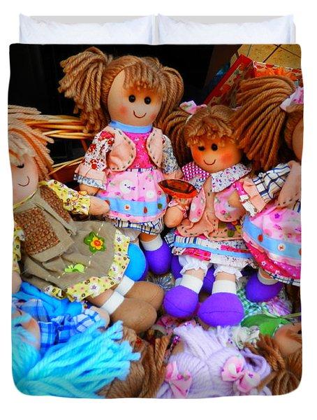 Dolls For Sale 1 Duvet Cover