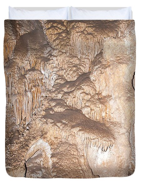 Dolls Theater Carlsbad Caverns National Park Duvet Cover
