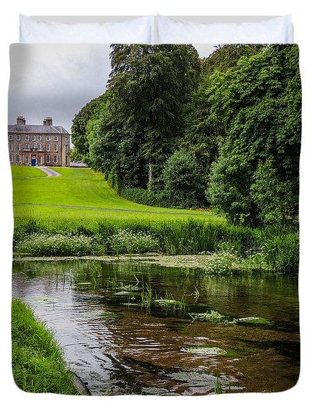 Doneraile Court Estate In County Cork Duvet Cover