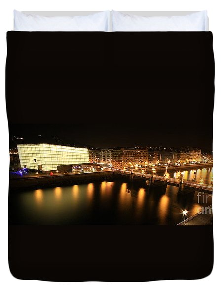 Donostia 2016 Duvet Cover