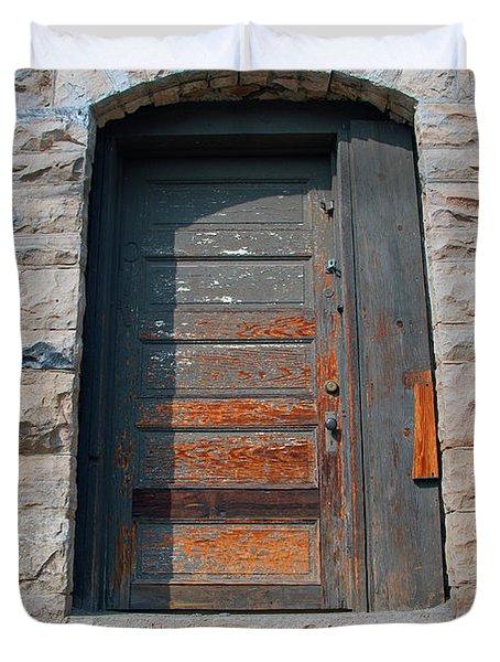 Door Series 2 Duvet Cover
