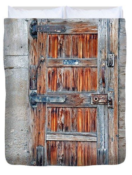 Door Series Duvet Cover