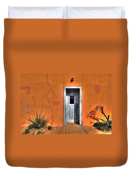 Florence Door 031911 Duvet Cover
