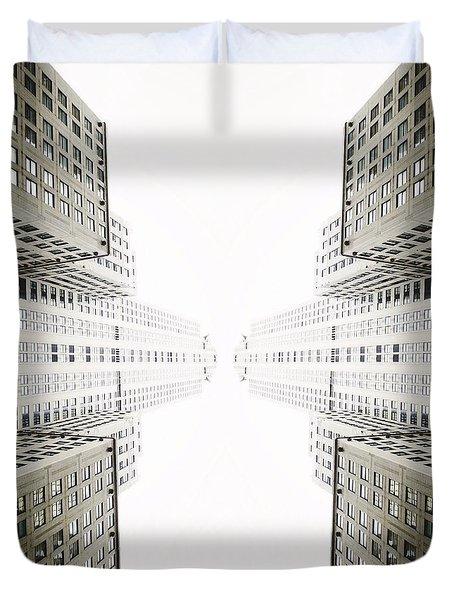 Double Deco Duvet Cover
