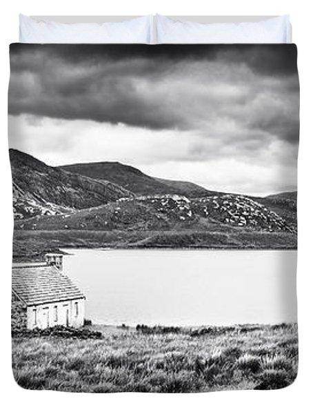 Dramatic Scotland Duvet Cover