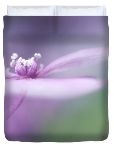 Dream A Little Dream Duvet Cover by Priska Wettstein