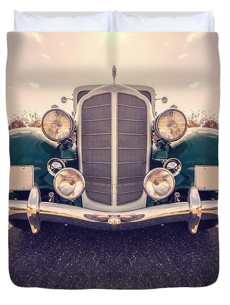 Dream Car Duvet Cover