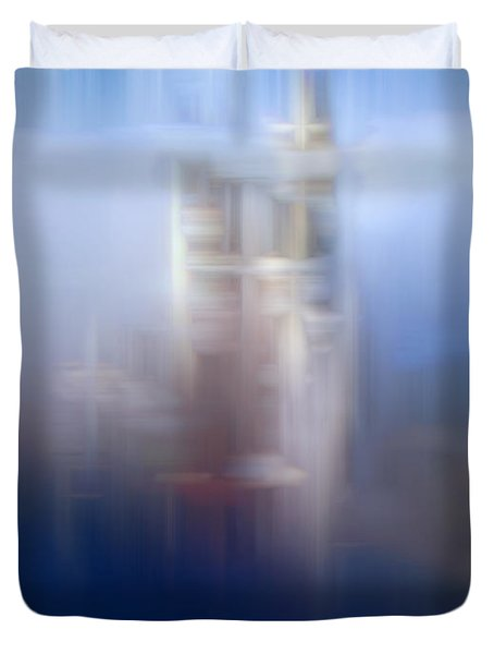 Dream Castle I Duvet Cover