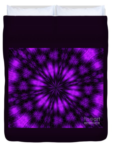 Duvet Cover featuring the photograph Dream Catcher by Robyn King