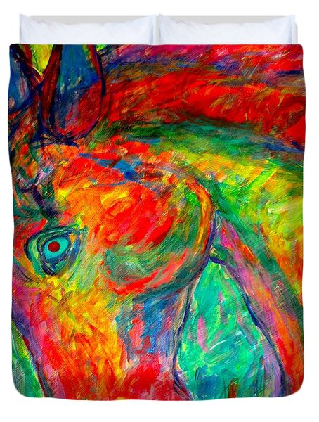 Dream Horse Duvet Cover