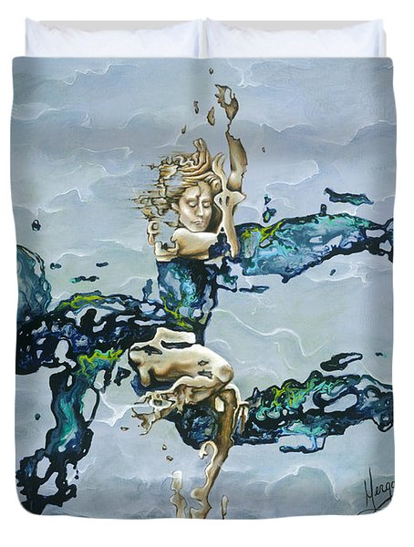 Dream Duvet Cover by Karina Llergo