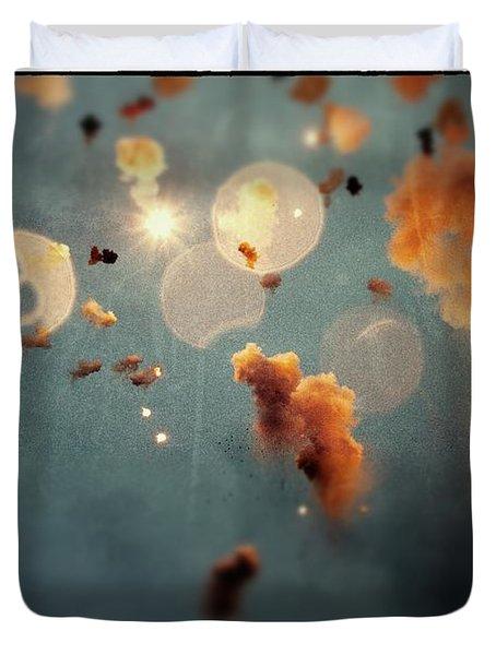 Dream Mascleta Valencia Duvet Cover by For Ninety One Days