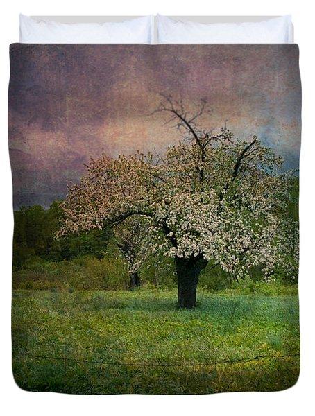Dream Of Spring Duvet Cover