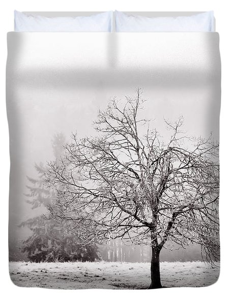 Dreaming Of Life To Come Duvet Cover