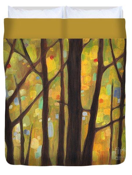 Dreaming Trees 1 Duvet Cover