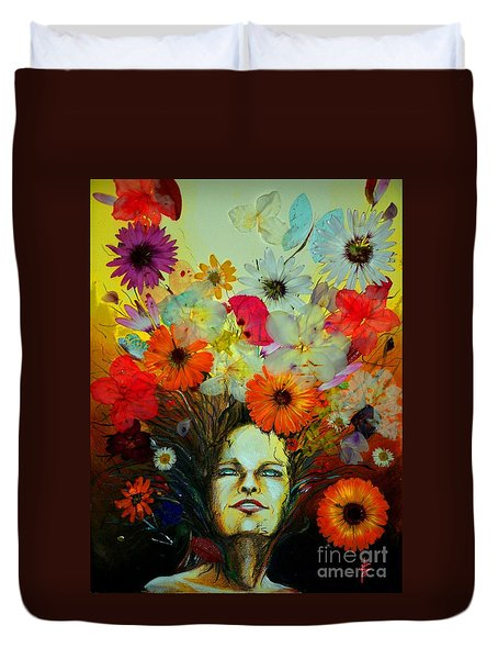 Dreams Duvet Cover by Alessandra Andrisani