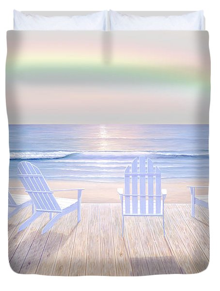 Dreams Come True Duvet Cover