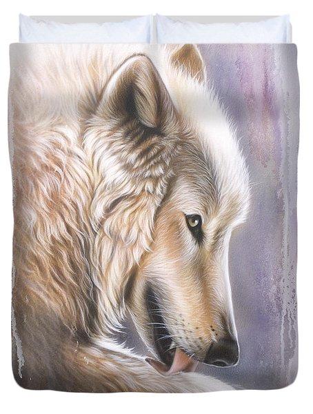 Dreamscape Wolf IIII Duvet Cover