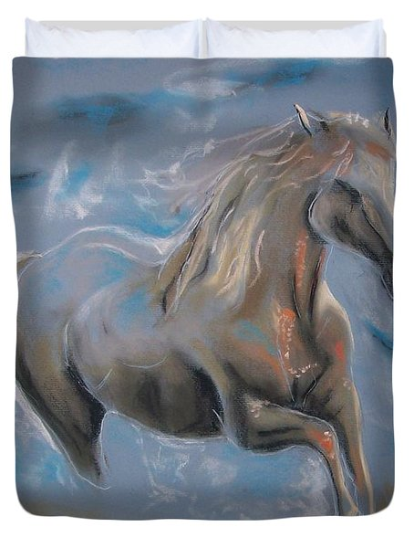 Dreamworks Duvet Cover by Peter Suhocke