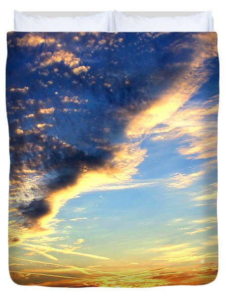 Dreamy Duvet Cover by Faith Williams