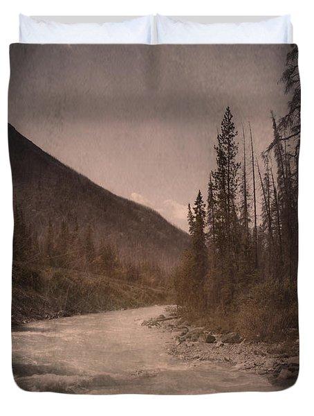 Dreamy River Duvet Cover