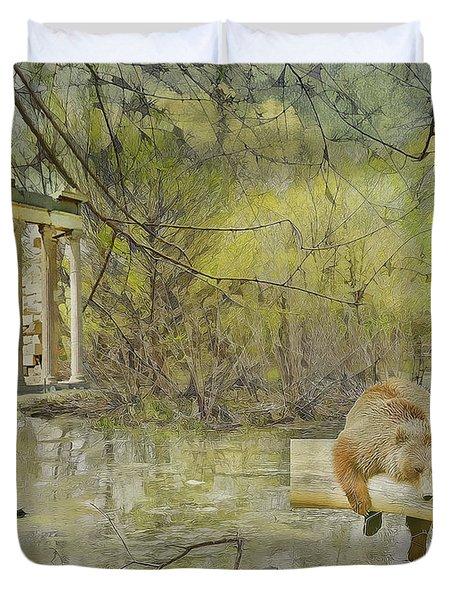 Drifter Duvet Cover by Liane Wright