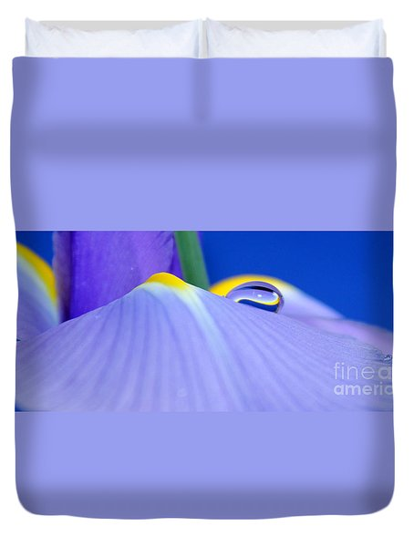 Drop Of Spring Duvet Cover