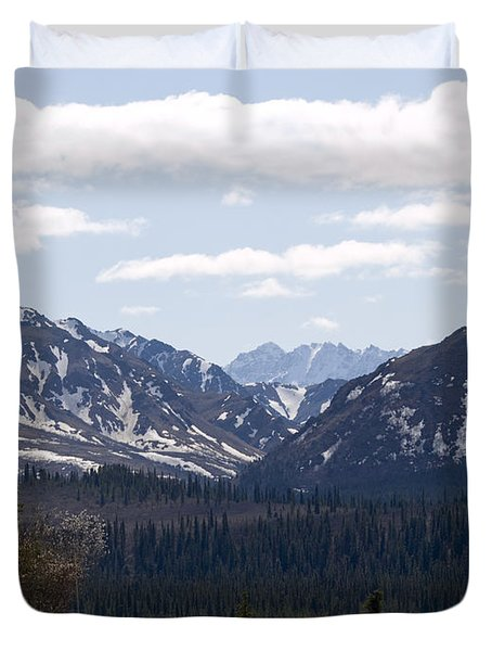 Drop Off Duvet Cover