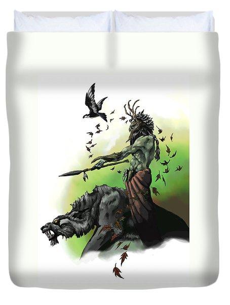 Druid Duvet Cover