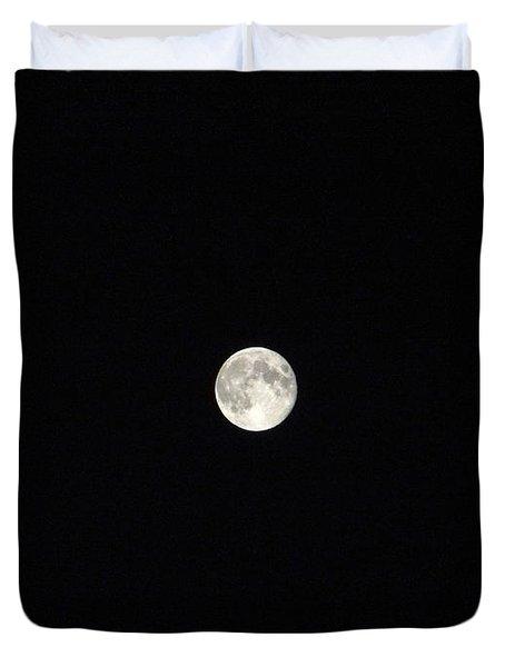 Dry Moon Duvet Cover