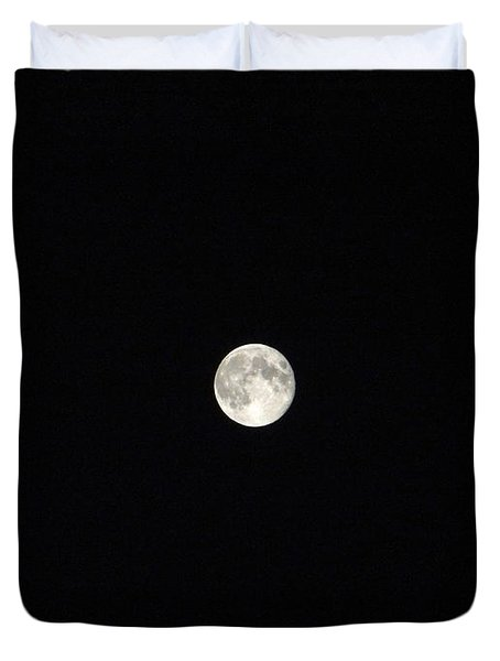 Dry Moon Duvet Cover
