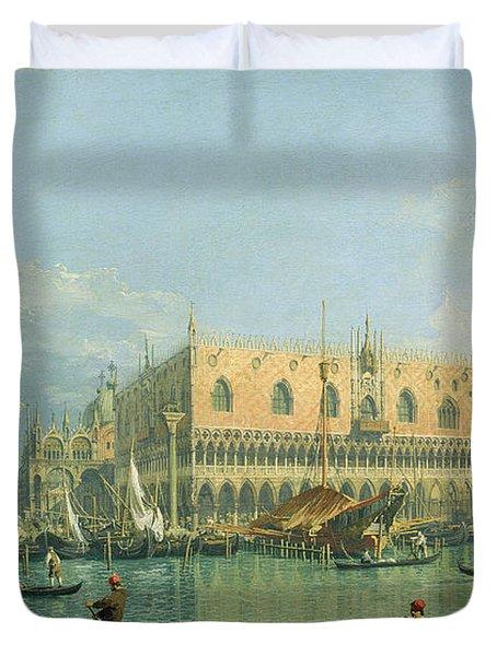 Ducal Palace   Venice Duvet Cover