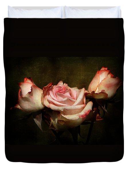 Dusty Rose Duvet Cover