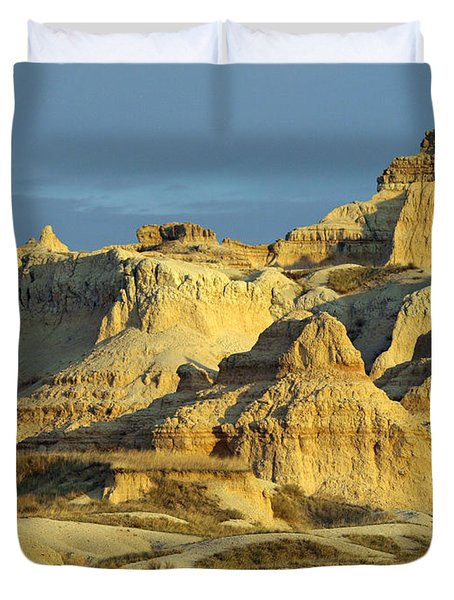 Dynamic Lighting Duvet Cover by James Peterson