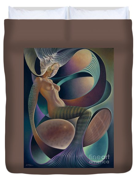 Dynamic Queen 6 Duvet Cover