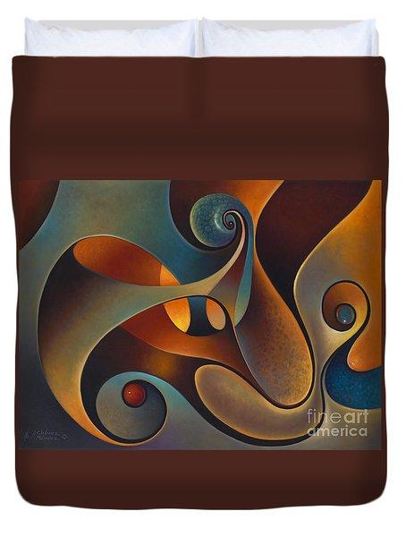 Dynmaic Series #14 Duvet Cover
