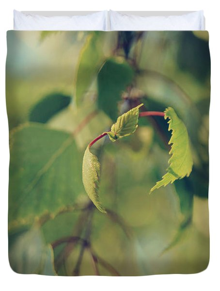 Each Sight Duvet Cover by Laurie Search