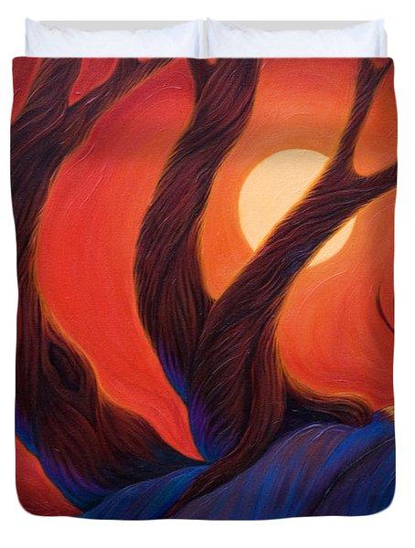 Earth  Wind  Fire Duvet Cover