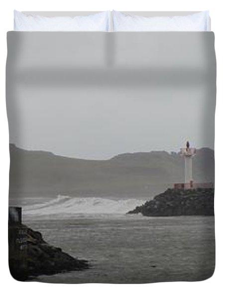 Easterly Swell Duvet Cover